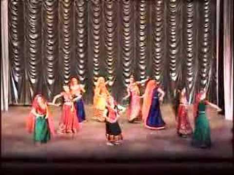 Rajasthni Folk Dance Ila Arun Tarang Moscow