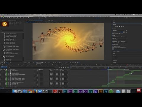 IBC Show 2016: After Effects CC for Motion Graphics & VFX | Adobe Creative Cloud