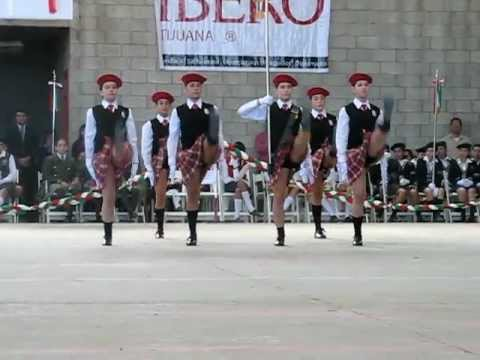 La Escolta de la Secundaria Ibero