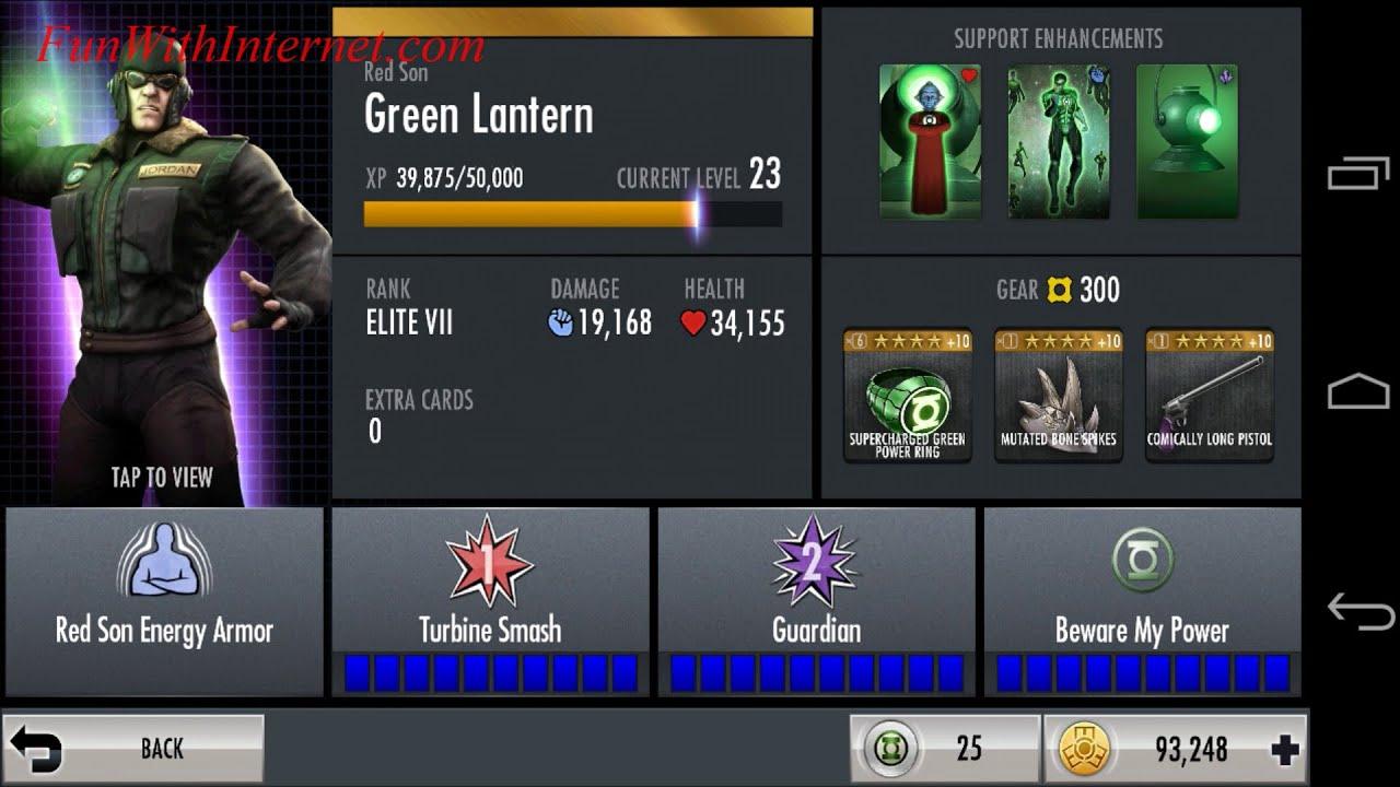 Red Son Green Lantern Challenge Reset Red Son Green Lantern