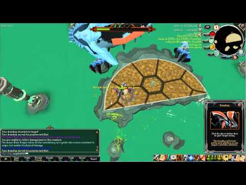 Runescape QBD Guide for Beginners With Range (HD, Commentary)