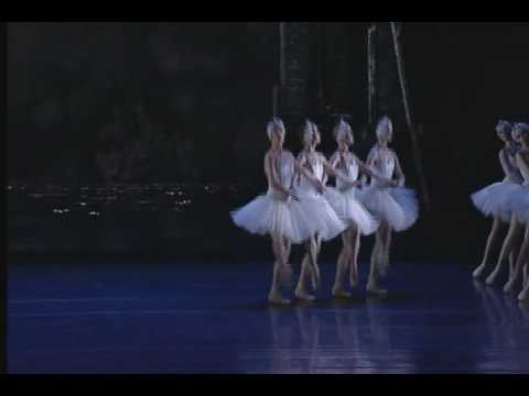 Swan Lake Act II - Cygnets' Dance