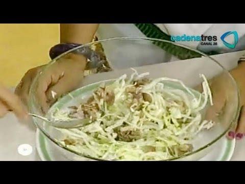 Receta de manitas de cerdo en escabeche. Recetas de comida fáciles y rápidas