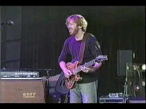 Phish - Scents And Subtle Sounds pt2 - 7- 19 - 03 Alpine Valley Music Theatre, East Troy WI