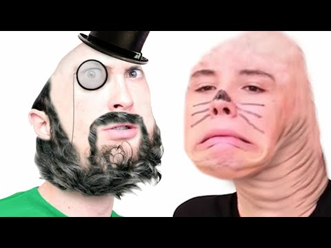 PHOTOSHOPING YOUTUBERS!