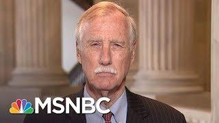 Sen. Angus King On Senate Health Care Bill: It