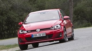 2013 Volkswagen Golf GTI Mk7 review - Autocar.co.uk