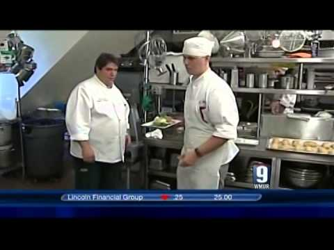 Lakes Region Community College Cooking Shows
