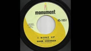 Watch Hank Cochran I Woke Up video