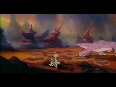 TT Reviews - The Land Before Time (1988) VS Disney's Dinosaur (2000) Part 1