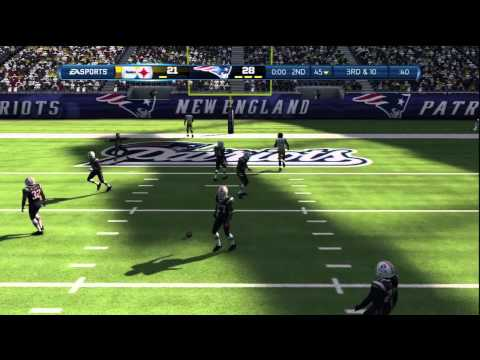 Madden 13 Gameplay: GREAT GAME! | iMAV vs TRaw Rematch | Madden 13 Online