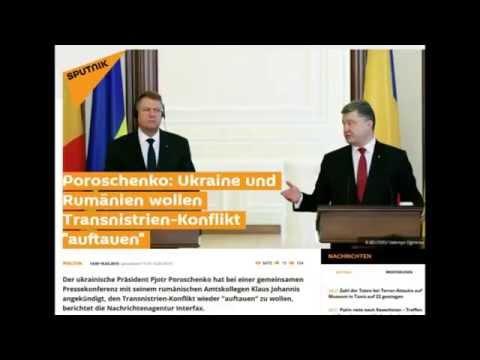 Ukraine: Plant US-Marionette Poroshenko den Transnistrien-Konflikt neu zu entfachen?