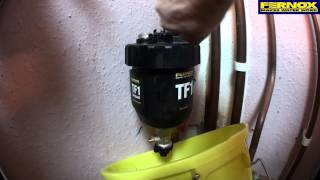 How to Install Fernox TF1 Compact