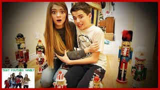 The Toy Collector Part 11 Saving Christmas By Solving Clues!  That YouTub3 Family I Family Channel