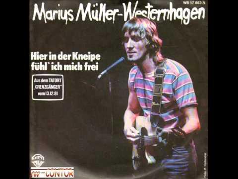 Marius Muller-westernhagen - Nur Hier In Der Kneipe
