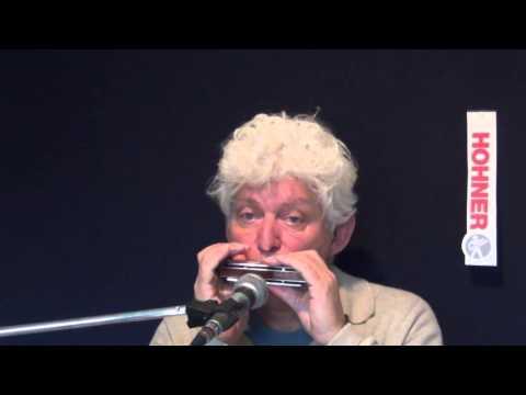Tims Tiny Tunes #207: Gm Funk, Level 3, harmonica play-along lessons   jazz harmonica licks