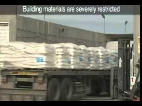 [Gaza War] Mid East crisis The blockade of Gaza