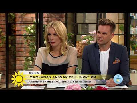 """""""Oerhört skrämmande att de som kallar sig religiöst lärda manar till terrordåd"""" - Nyhetsmo"""