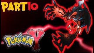 Pokemon Y Walkthrough Part 10