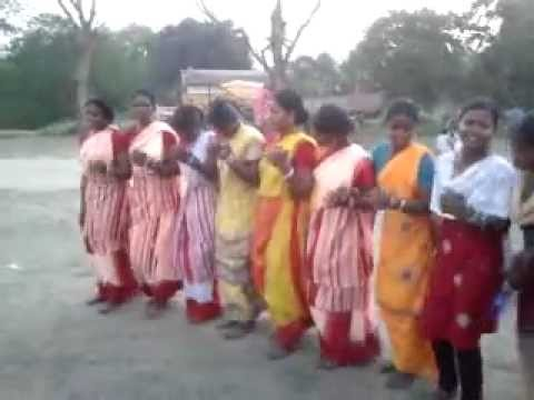 Dong Anej-sereng (santali Song) video