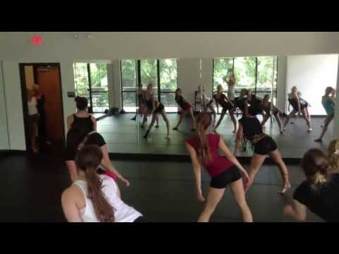 Contemporary Jazz Funk, Scared of Me, Ann Carroll School of Dance