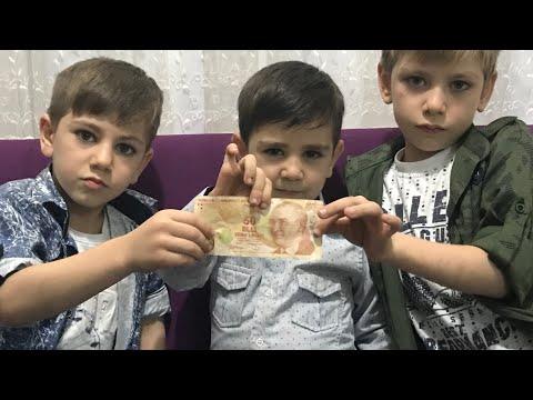 تحدي اللغة التركية الي بفوز بياخد ٥٠ ليرة ... جيفارا العلي