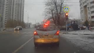 Аварии на дорогах, приколы на дороге 2018 769812