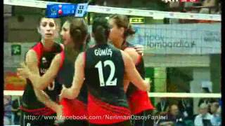 Neriman ÖZSOY | 16 Pts against Russia