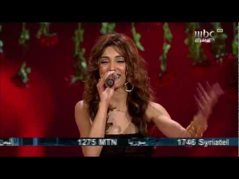image vido Arab Idol - Ep25 - &#1583;&#1606;&#1610;&#1575; &#1576;&#1591;&#1605;&#1577;