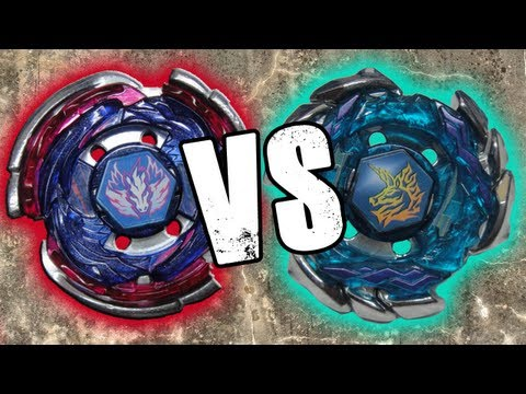 Big Bang Pegasis F:D VS Blitz Unicorno 100RSF - DrigerGT Friday Beyblade Battle