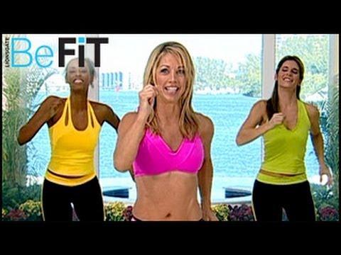 Bài tập giảm béo Burn Fat Fast Cardio Workout