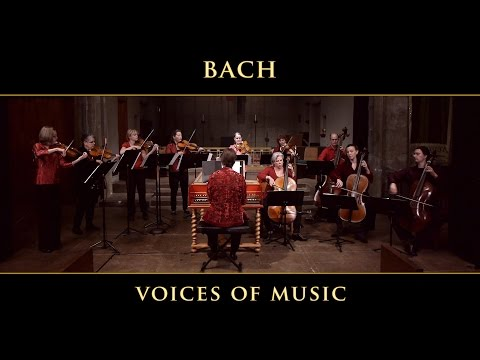 Voices of Music: Bach, Handel & Corelli 4K UHD