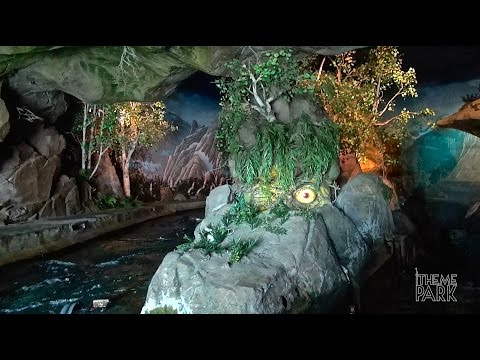 Maelstrom Boat Ride at Epcot Ultimate Ride Experience - Norway - Walt Disney World