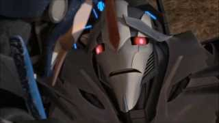 Simple Plan-Me Against The World Transformers Prime Beast Hunters  Starscream