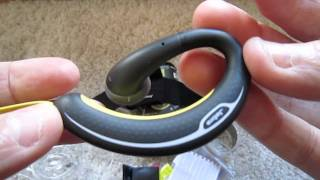 Hands-on Jabra Sport Headset - mit integrierten Radio
