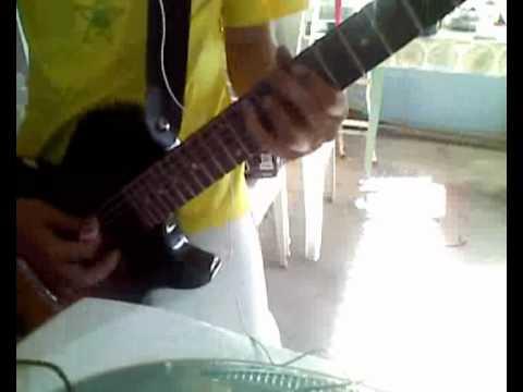 Pedaleira ZOOM G1X Patch (Rudolf Schenker) Scorpions. - demo