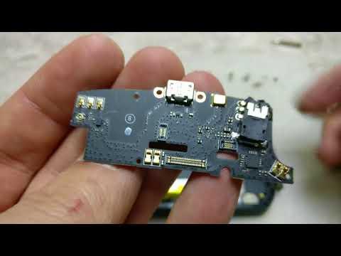 Китайский телефон. Я просто ах**л.AGM X1.Замена разъема зарядки / AGM X1 usb replacement