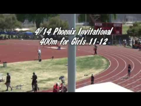 Huron Athletics - Payton's 400m