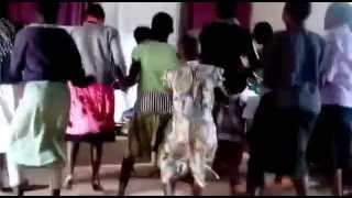 Kamba Girl kills it with her dance moves