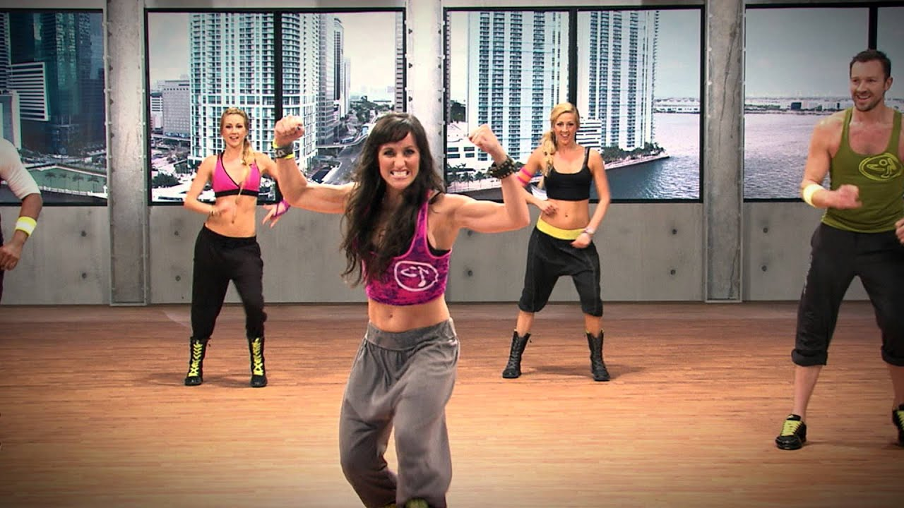 New Zumba® Incredible Results™ DVD System - YouTube