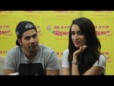 Shraddha Kapoor & Varun Dhawan Interview | ABCD2 Promotion | Radio Mirchi 98.3 FM