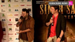 Singh Sahab The Great - Music Launch of Singh Saab The Great