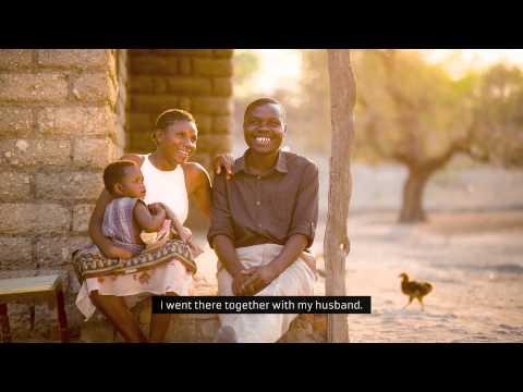 Male champions for health tackle HIV stigma in Malawi | UNICEF