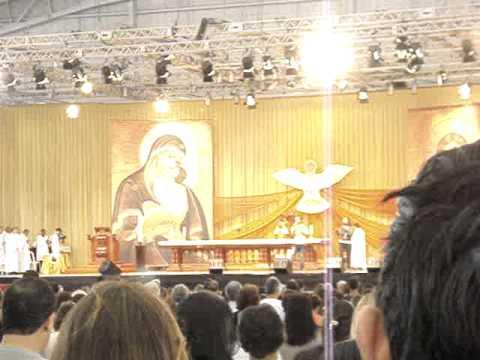 Ato Penitencial-missa De Pentecostes video