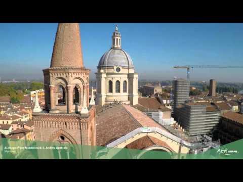 AERcoppo® - Basilica S. Andrea - Mantova (it)