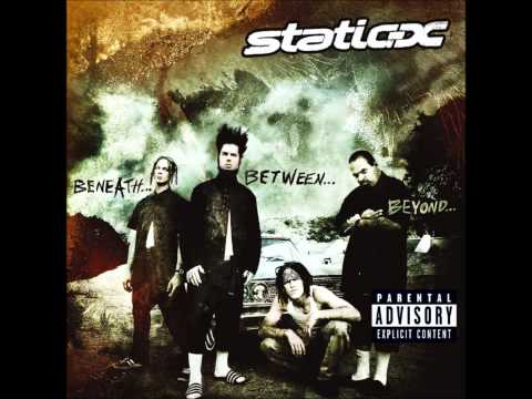Static X - Burning Inside