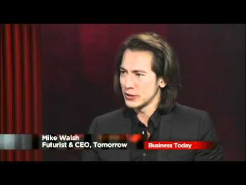 Engaging Your Future Customers - Mike Walsh Interview