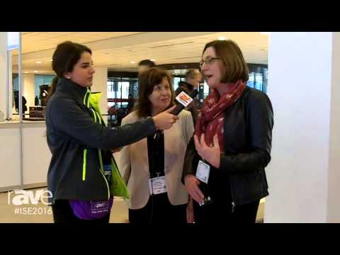 ISE 2016: Paulina Herrera Interviews Linda and Odilon About Women in the AV Industry