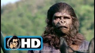 PLANET OF THE APES (1968) Movie Clip - Human Hunt |FULL HD| Charlton Heston