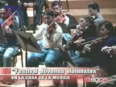 Festival Jóvenes Violinistas